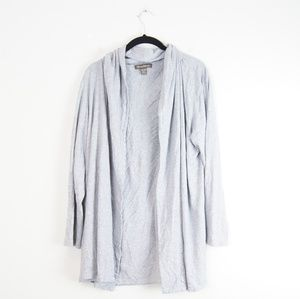 Tommy Bahama | Gray Cardigan